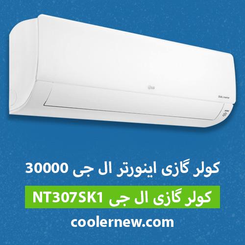 کولر گازی ال جی 30000 نکست تایتان NT307SK1